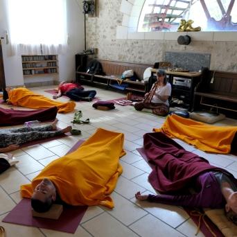 Cours de Yin Yoga Sonore